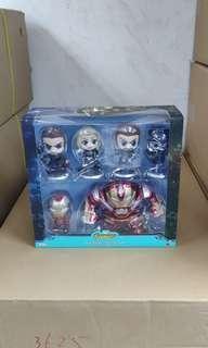 Cosbaby marvel infinity war avengers hot toys figure