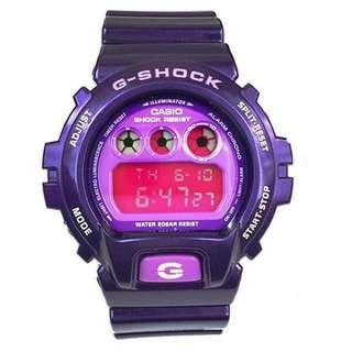 Casio G-Shock DW6900CC-6 Purple Ribena