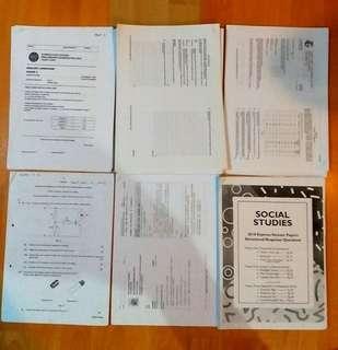 Testpapers