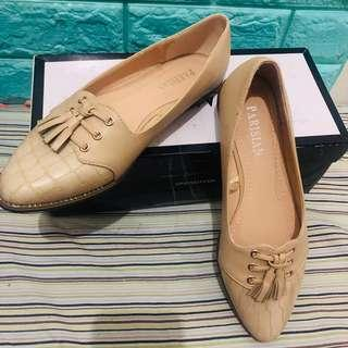 Parisian loafers/sandals/doll shoes
