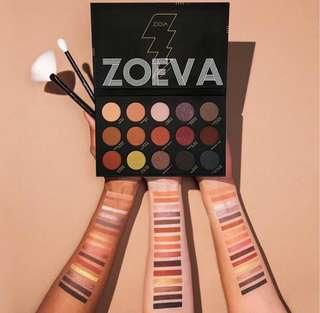 ZOEVA All Night Long Eyeshadow Palette