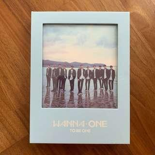 [WTS] Wanna one TBO Taiwan ver album only