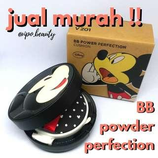 The Face Shop BB Powder Perfection Cushion Disney Edition
