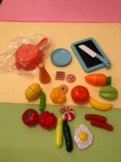 煮飯仔玩具 (全新)