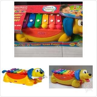 Piano dog fisherprice