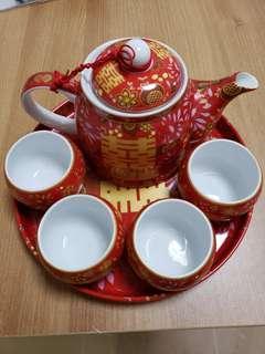 結婚敬茶茶具