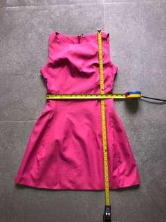 Baby pink dress - S