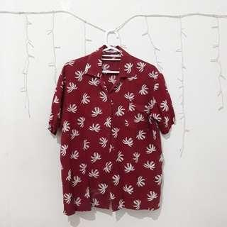 Loony Tropical Red Top