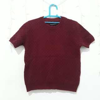 Executive Red Sweater