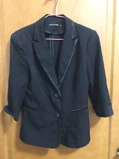 🚚 (二手)黑色西裝外套