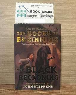 The Books Of Beginning - BLACK RECKONING