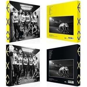 EXO Love Me Right Repackage Album
