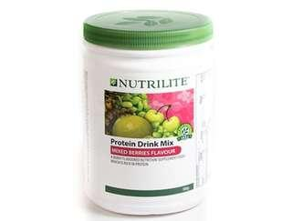 Nutrilite - Protein drink Mix berries flavour