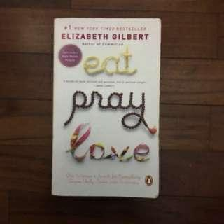 🚚 Elizabeth Gilbert: Eat Pray Love