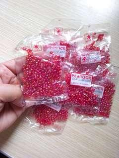Assorted Beads and other craft supplies