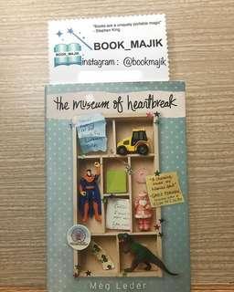Books - The Museum of Heartbreak