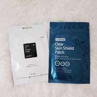 Skin Patch Bundle - COSRX & BY WISHTREND