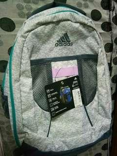 ADIDAS Orig Backpacks ...Brandnew..  Almost 50% off