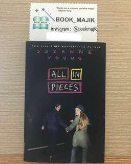 Books - All in Pieces