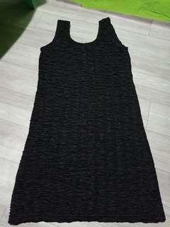 Stretachble bodycon dress