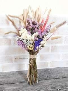 🚚 Dried Flower 🌼🌸 Vibrant Rustic Bouquet