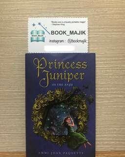 Books - Princess Juniper of the Anju