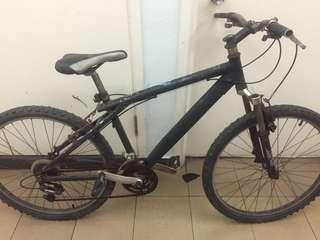 Old MTB functional back gear