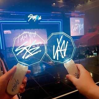 STRAY KIDS LIGHT STICK