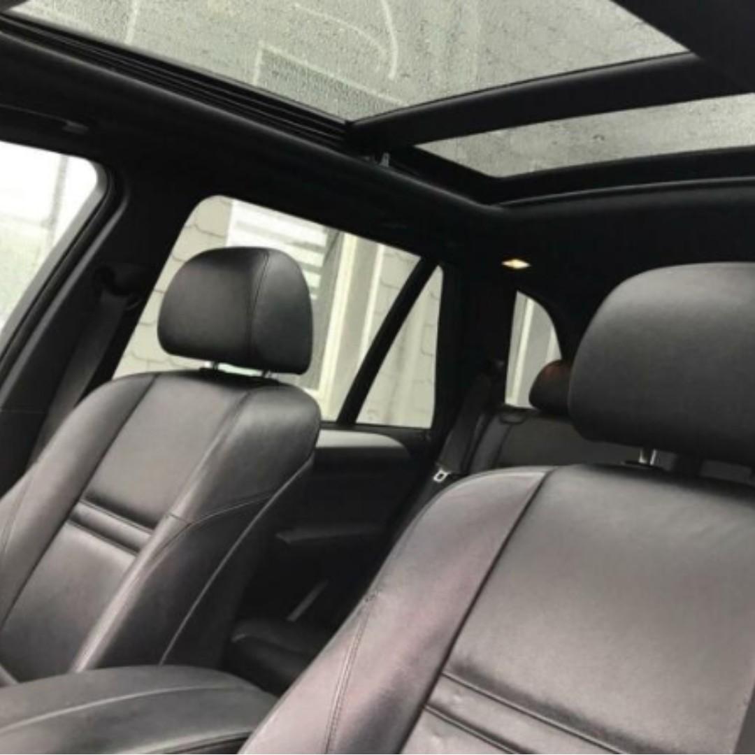 2007年 BMW X5 3.0SD  公路上的移動城堡 讓您一入做就捨不得離開他