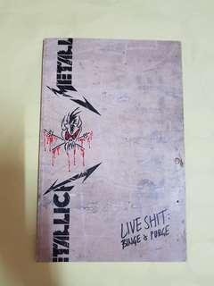 Metallica Binge n purge