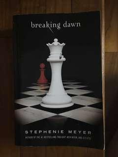 🚚 Stephenie Meyer: Breaking Dawb