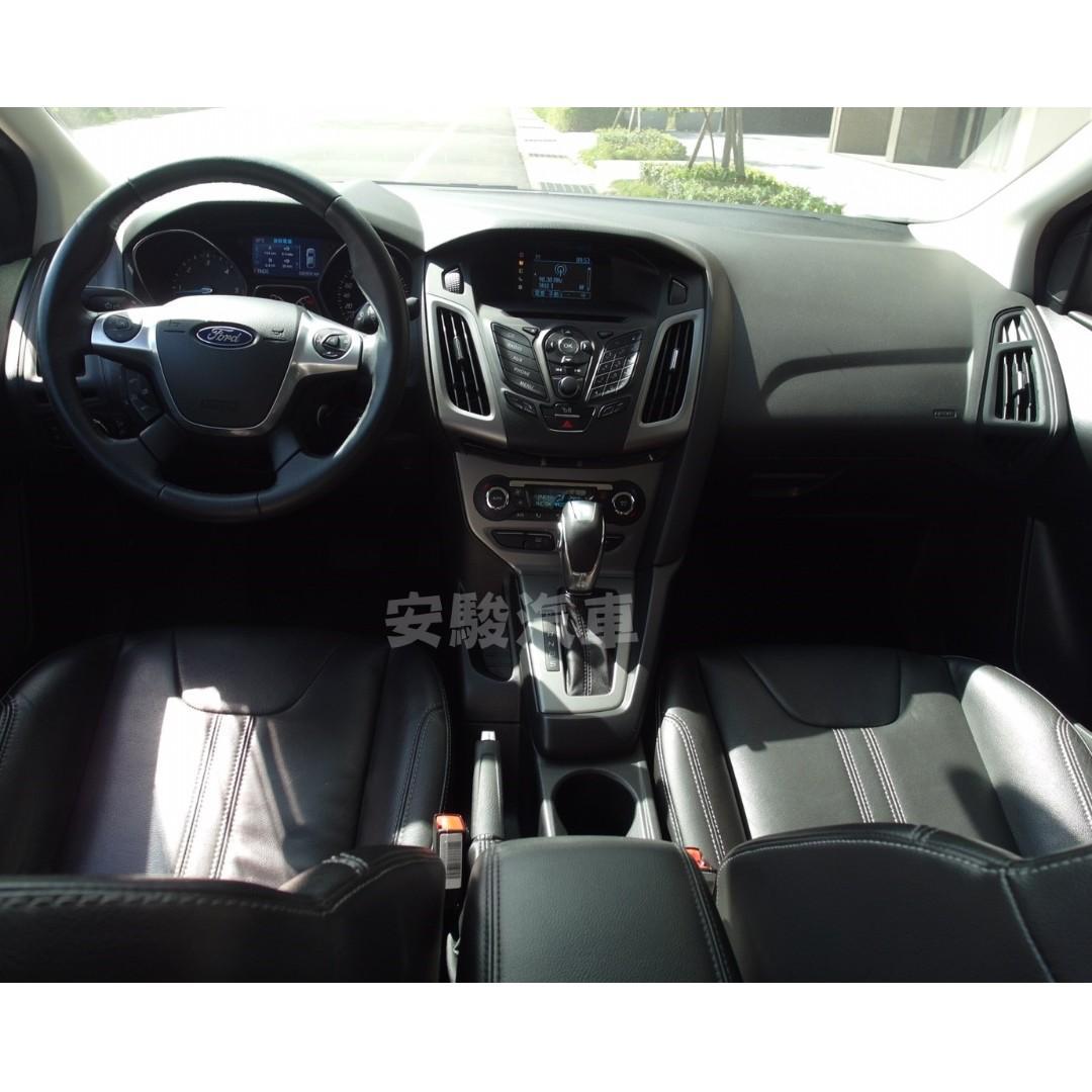 2014年福特 FOCUS 2.0黑柴油