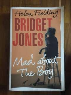 🚚 Helen Fielding: Bridget Jones Mad About The Boy