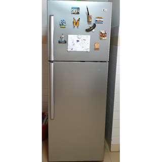 LG Refrigerator and freezer