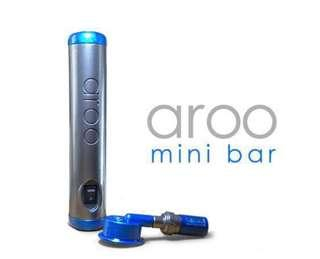 Aroo Mini Bar Travel Vacuum