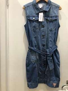 Authentic Guess Denim Dress