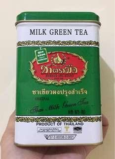 #CNY2019 Cha Tra Mue - Thai Green Tea Original Thailand