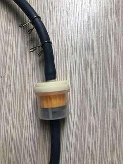電單車汽油濾清器