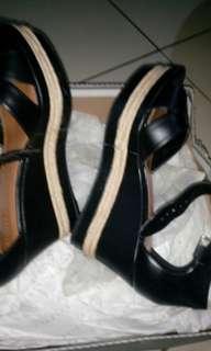 Wedges heels charles and keith