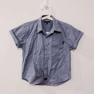 🚚 Vintage Zuesbe Collared Button-Down Top