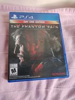 Metal Gear Solid V : Phantom Pain
