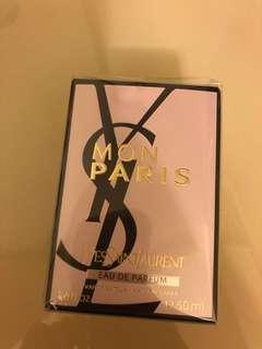 全新YSL香水 Mon Paris 50ml