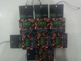 Parfum Mobil Deo Scents Coffee