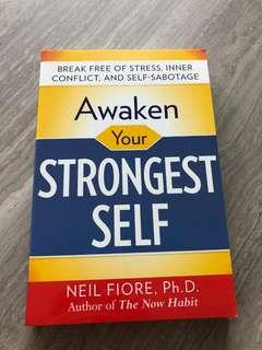 Awaken your strongest self book by Neil fiore
