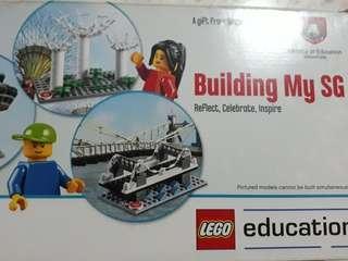🚚 SG50 Lego Set