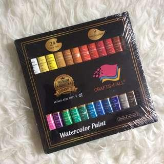 Watercolor Paint Crafts 4 All