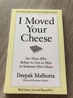I Moved your cheese book