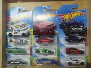 Hotwheels Lot mix
