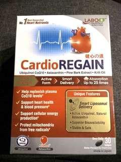 🚚 Cardio Regain Heart Nutrient