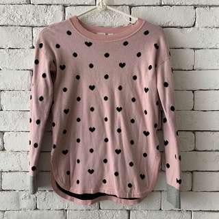 Gap kids pink top